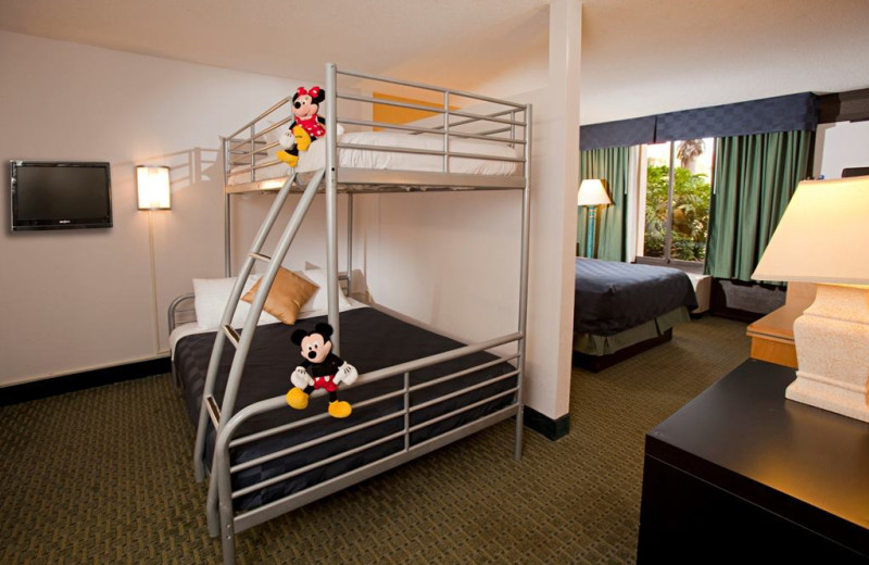 Kids suite at Maingate Lakeside Resort.