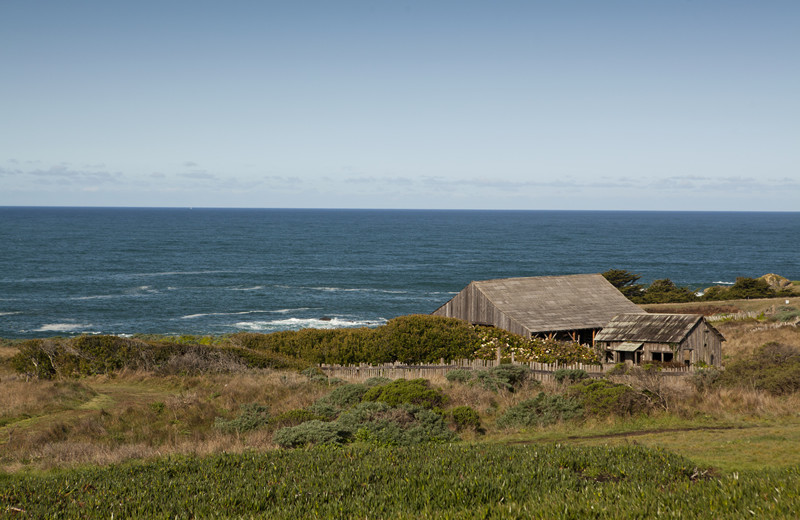 Scenic view at Sea Ranch Lodge.
