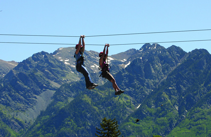 Purgatory Plunge Zipline at Durango Mountain Resort