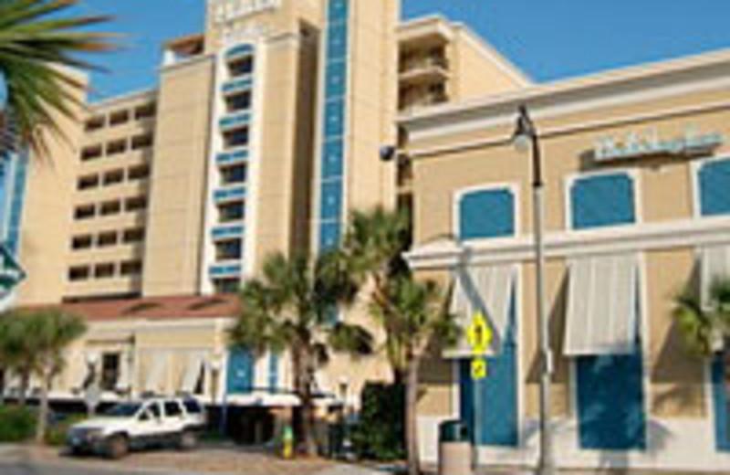 Holiday Inn Oceanfront Resort At The Pavilion Myrtle