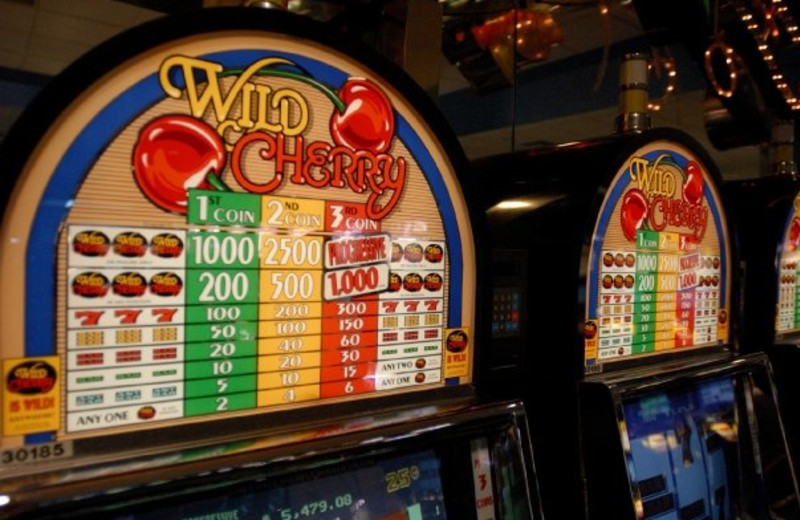 Slots at Treasure Island Resort & Casino.