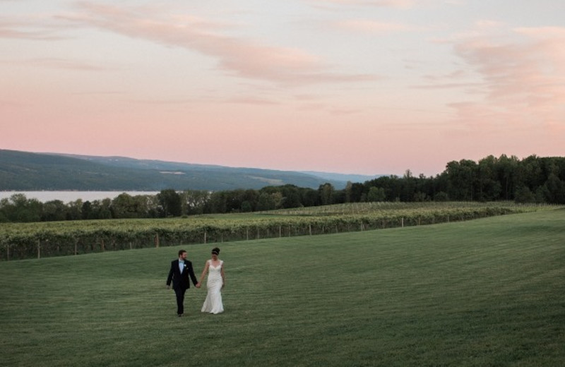Wedding Celebrations at Glenora Wine Cellars