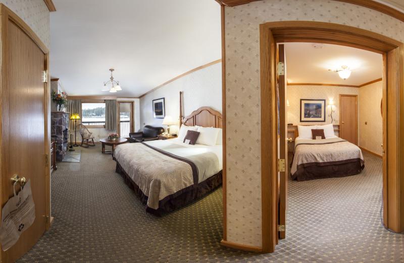 2 Bedroom Algonquin Suite