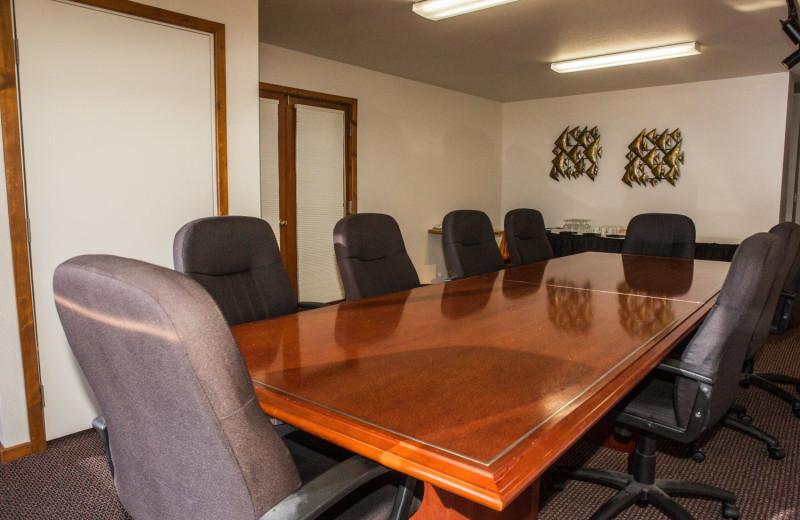 Meetings at Adobe Resort.