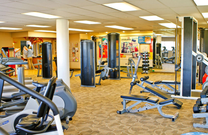 Fitness Center at the Carlsbad Seapointe Resort