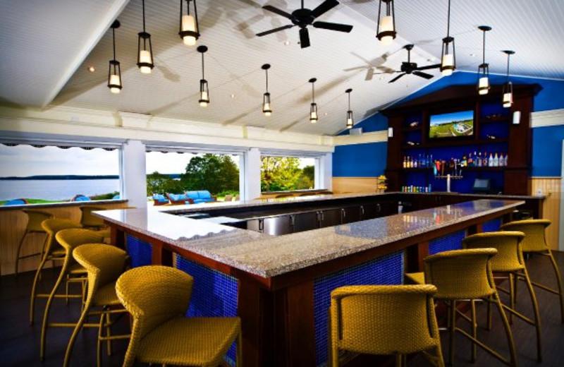 Pool Bar at The Samoset Resort