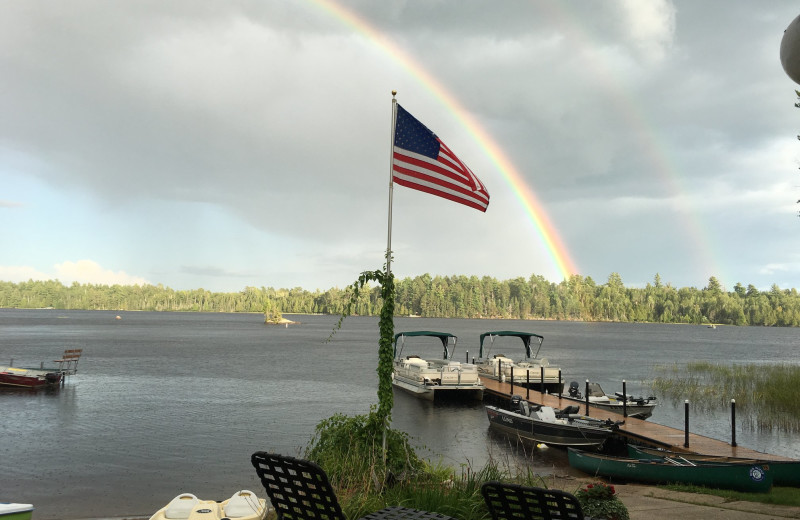 Rainbow at River Point Resort & Outfitting Co.