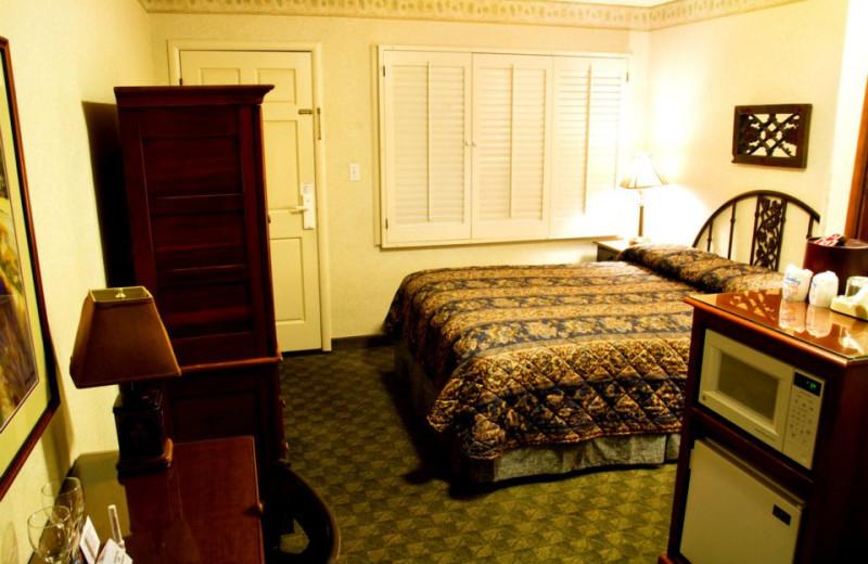 Guest Room at El Bonita Motel