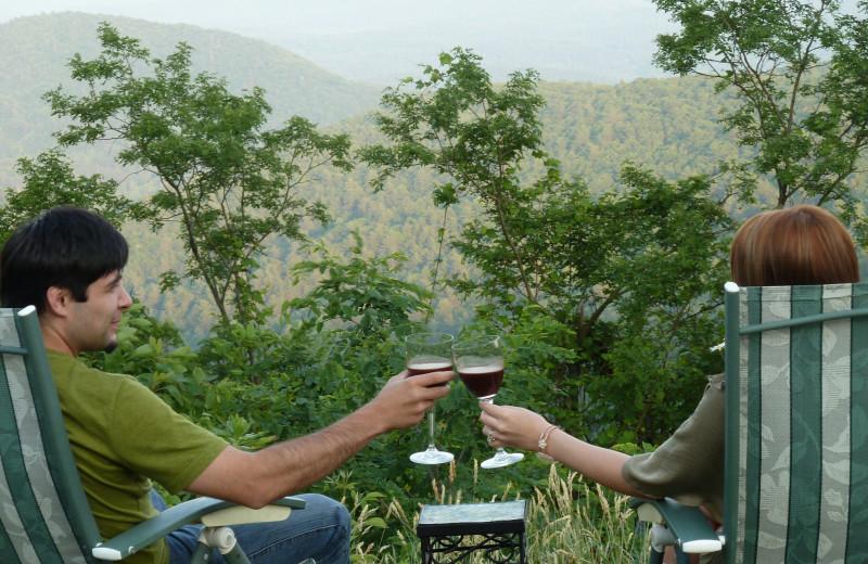 Relax at Georgia Mountain Rentals.
