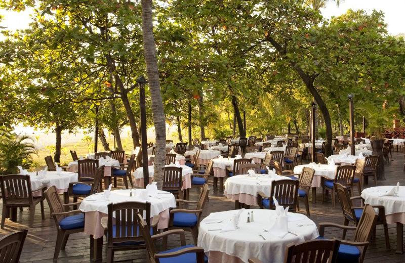 Outside Dining at Barcelo Montelimar Beach Resort