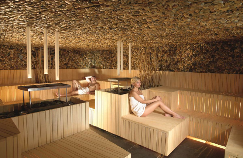 Spa at Glamping Olimia Adria Village.