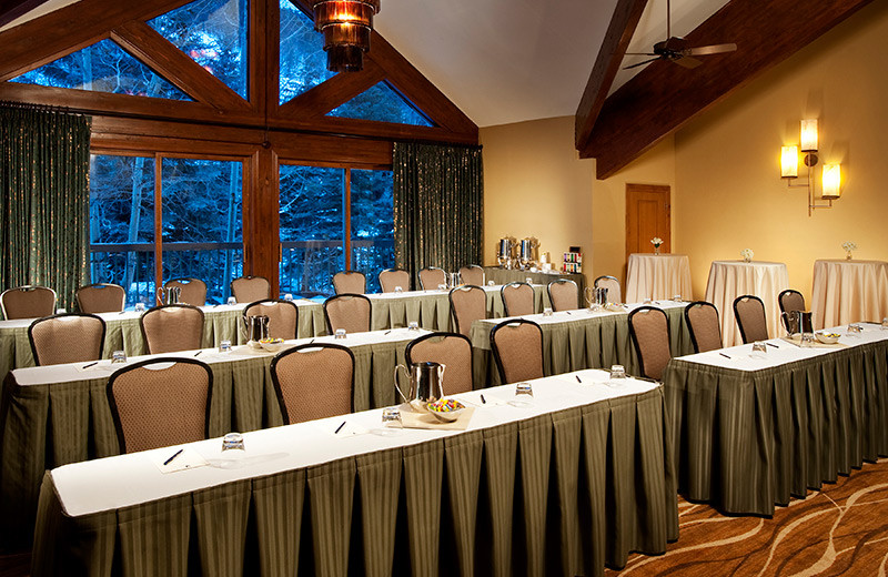 Meeting room at The Osprey at Beaver Creek, A RockResort.