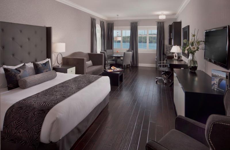 Guest room at The Prestige Oceanfront Resort.