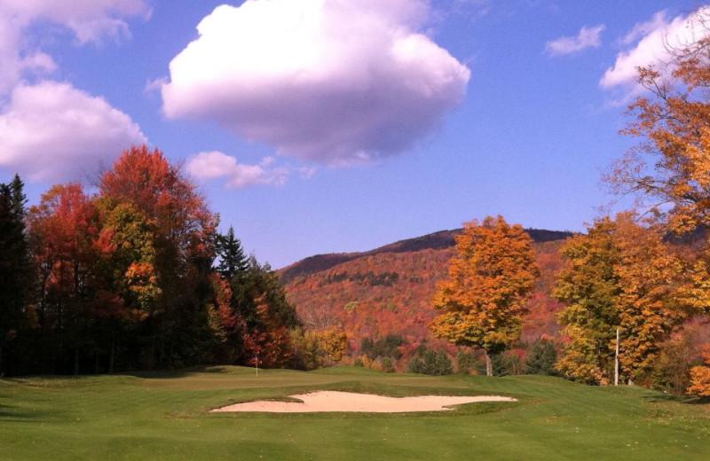 Golf Course at Inn at Long Trail
