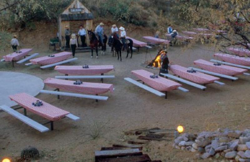 The Gordge Meeting Area at Esplendor Resort