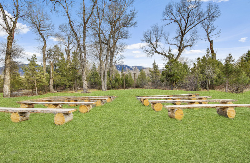Weddings at 7 Point Ranch.