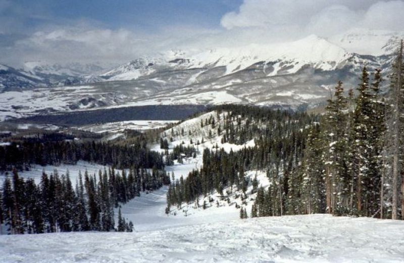 Mountains at SkyRun Vacation Rentals - Vail, Colorado.