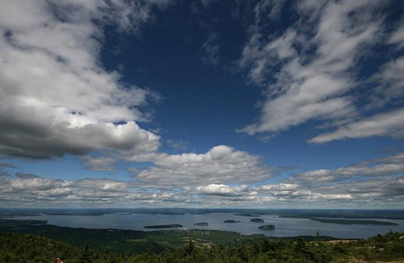 Scenic views near Best Western Acadia Park Inn.