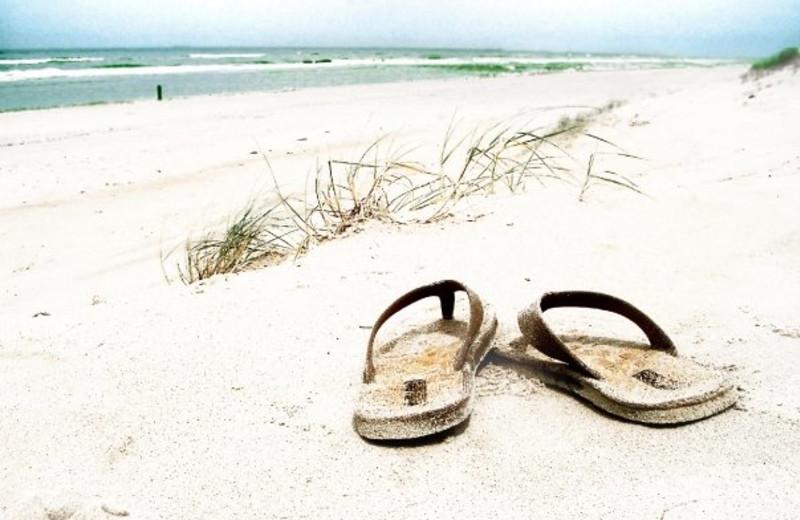 Sandy Beach at Meyer Vacation Rentals