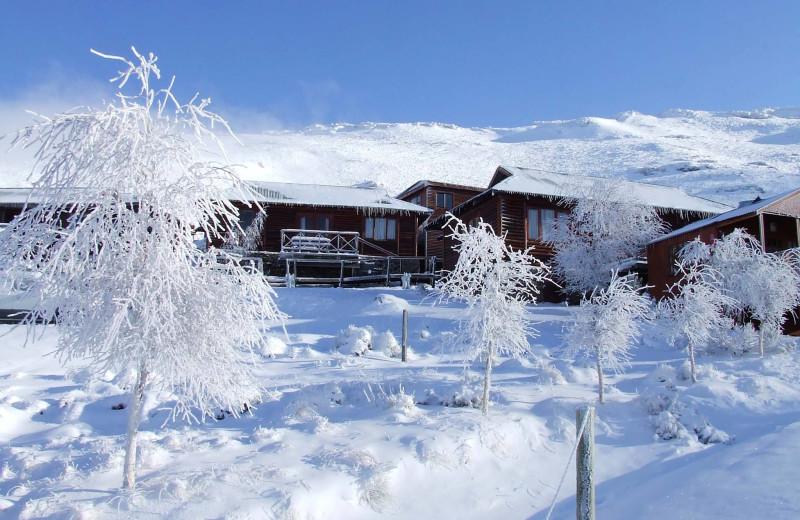 Exterior view of Tiffendell Ski Resort.