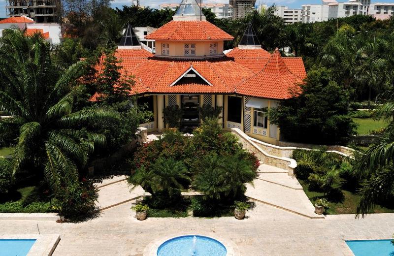 Exterior Resort View at Barceló Capella Beach