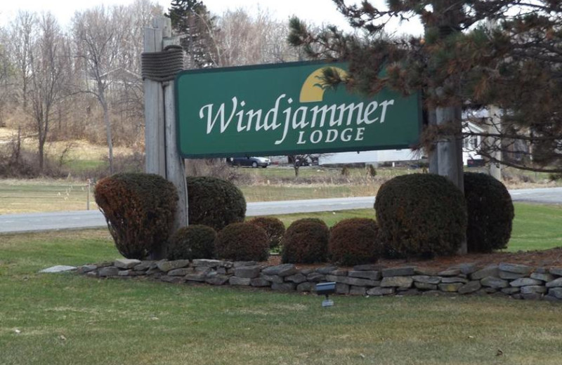 Welcome to Windjammer Lodge.