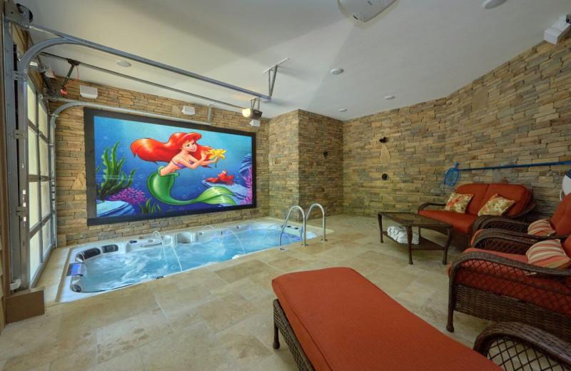 Rental pool at Elk Springs Resort.