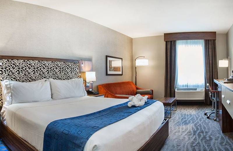 Guest Room at Holiday Inn Express Redwood City-Central