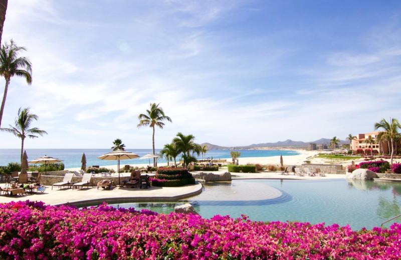 Outdoor pool at Casa Del Mar Golf Resort & Spa.