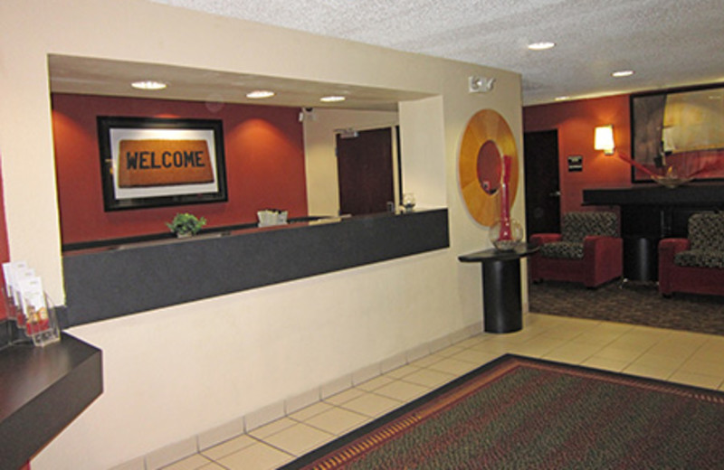The Lobby at the Extended Stay America Houston - NASA