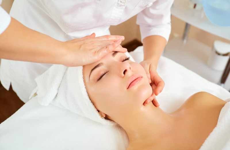 Facial at Saybrook Point Inn, Marina & Spa.