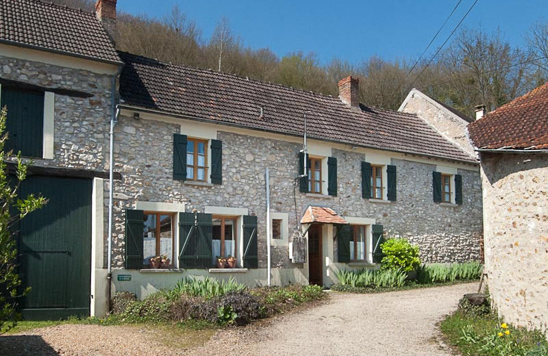 Exterior view of Bed & Breakfast of the Champagne Route.