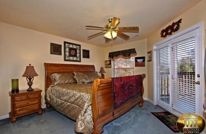 Vacation Rental at Colonial Properties