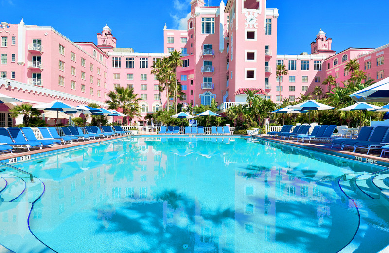 Swimming Pool at The Don CeSar