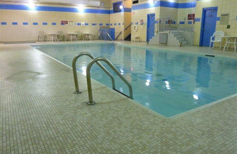 Indoor Pool at Prince Arthur Hotel