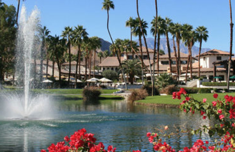 Exterior of Rancho Las Palmas Resort