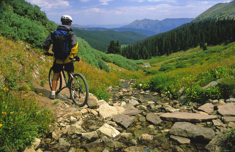 Mountains at Breckenridge Colorado Vacations.