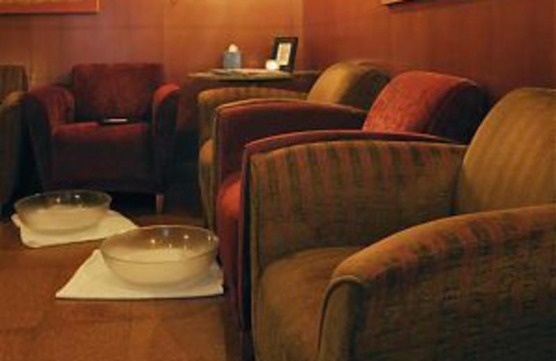 Spa Lounge at JW Marriott Denver