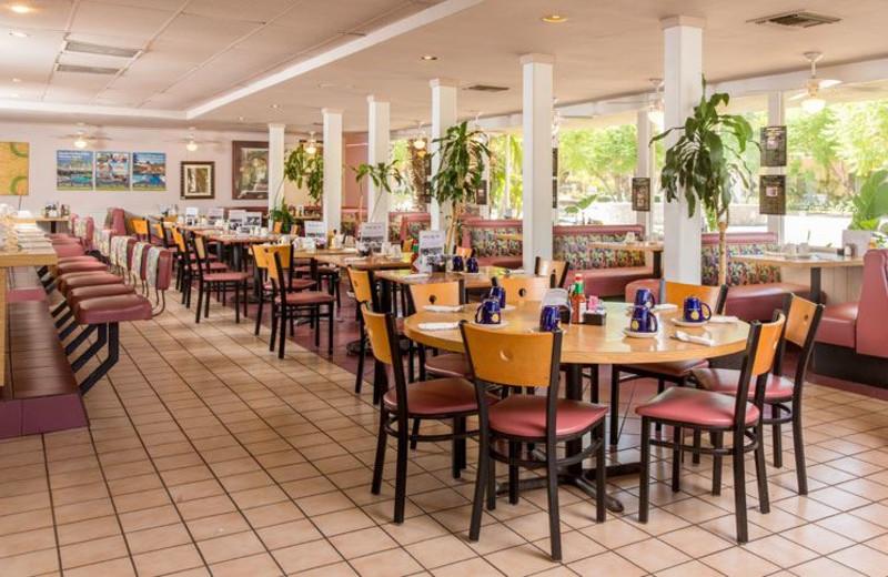 Onsite Restaurant at Days Inn Palm Springs