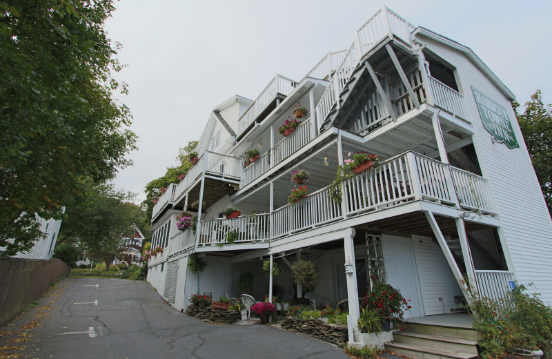 Exterior view at Harbour Towne Inn on the Waterfront