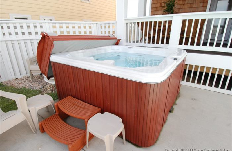 Vacation Homes with Private Pools and Hot Tubs