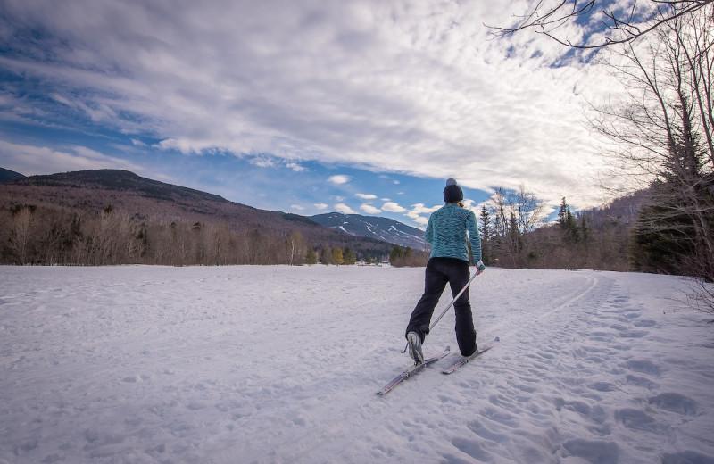 Ski at Attitash Mountain Village Resort.