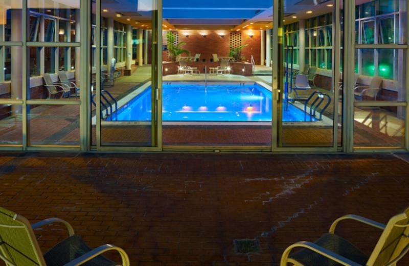 Swimming Pool at Hyatt Regency Cincinnati