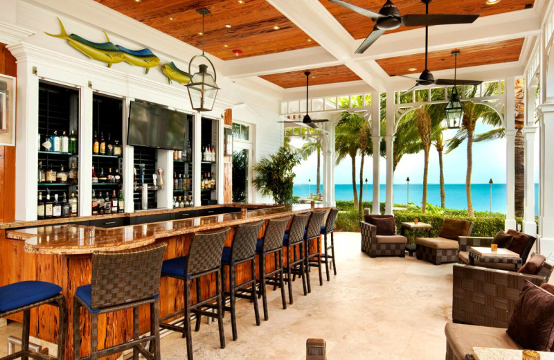 Bar at Sunset Key Guest Cottages, a Luxury Collection Resort.