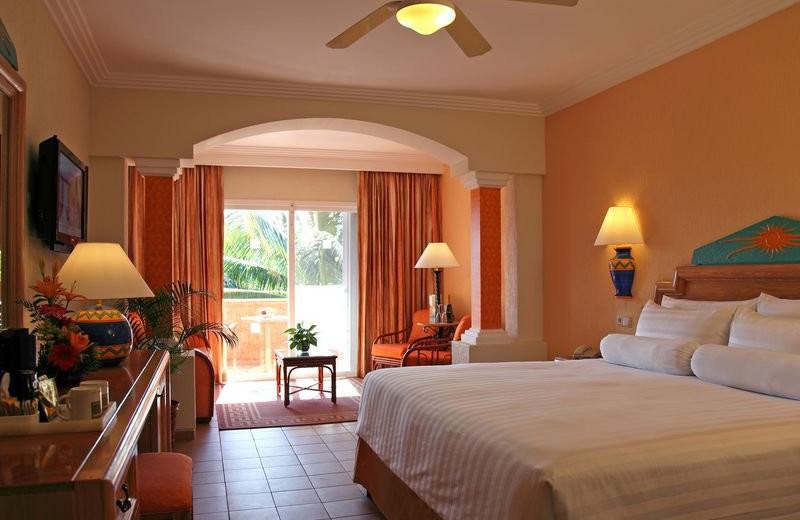 Junior Suite at Barcelo Maya Beach Resort