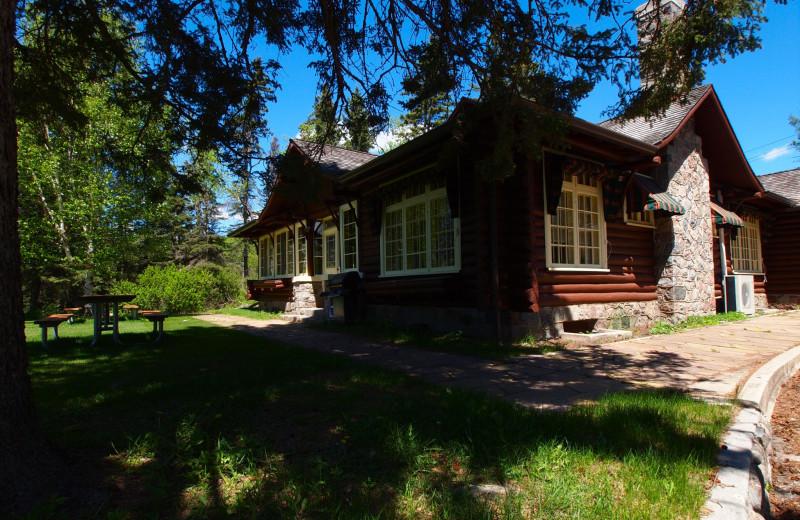 Exterior view of Elkhorn Manor.