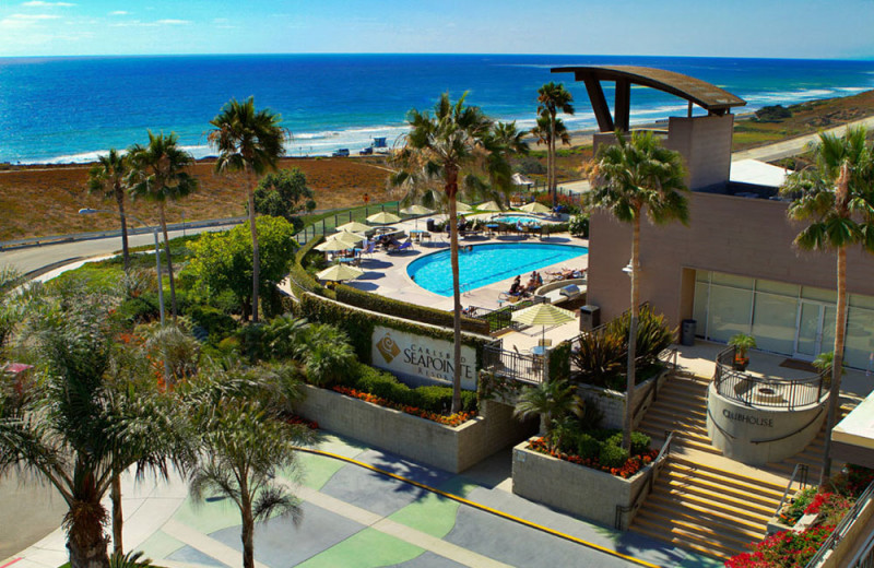 Exterior of Resort at the Carlsbad Seapointe Resort