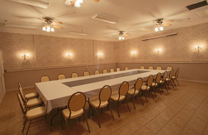 Meeting room at Atlantic Oceanside Hotel & Conference Center.