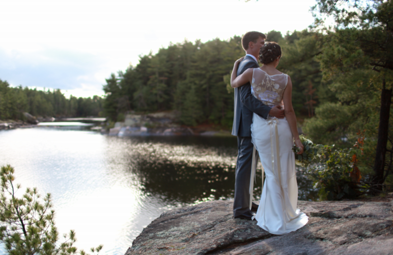 Weddings at The Lodge at Pine Cove