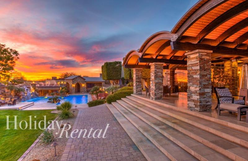 Rental exterior at HolidayRental.com.